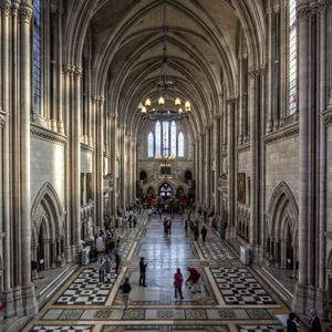 Tours of the Royal Courts of Justice