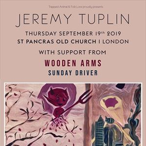 Trapped Animal & Folklore presents - Jeremy Tuplin