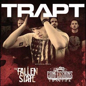 Trapt + Support