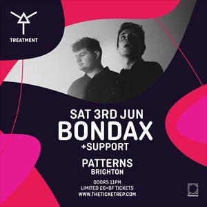 Treatment presents Bondax (4 hour extended set)