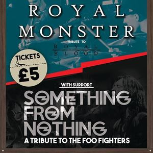 Tribute to Royal Blood + Foo Fighters