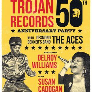 Trojan Records 50th Anniversary Party