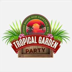 Tropical Garden party With Pangaea Steelband