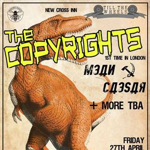TTW and NXI present The Copyrights