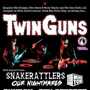 TWIN GUNS (USA)