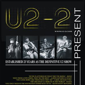 U2-2 - Achtung Baby In Full & Greatest Hits