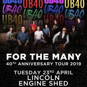 UB40 - 40th Anniversary