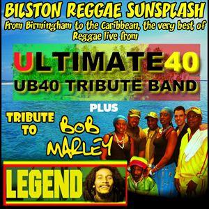 UB40 tribute + Bob Marley tribute