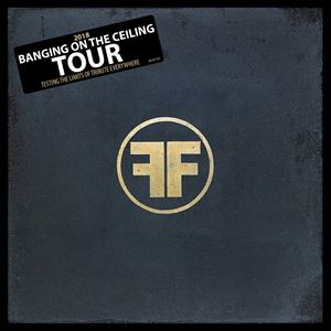 UK Foo Fighters - Banging On The Ceiling Tour