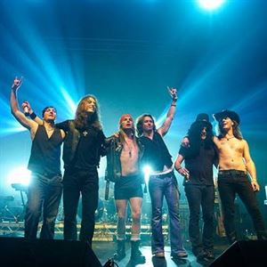 UK Guns N Roses