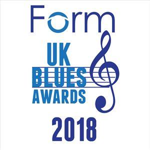 FORM UK Blues Awards Ceremony 2018