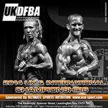 Ukdfba Uk/International Bodybuilding Championships