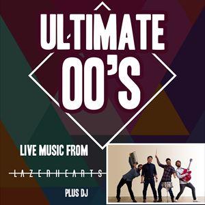Ultimate 00's - Lazerhearts + DJ