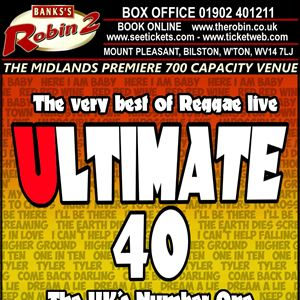 Ultimate 40 - Tribute to UB40