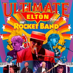 Ultimate Elton and the Rocketman band