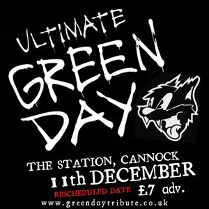 Ultimate Green Day at the Station