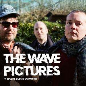Uncover: The Wave Pictures + Special Guests