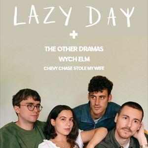 Uncover x IVW: Lazy Day + Special Guests