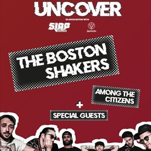 Uncover x Jägermeister: The Boston Shakers + More