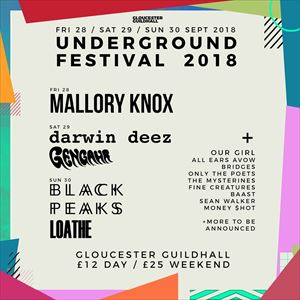 Underground Festival Saturday