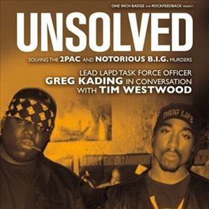 Unsolved - Greg Kading in Convo with Tim Westwood
