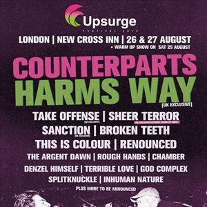 Upsurge Festival 2018