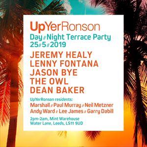 UpYerRonson Day & Night Terrace Party