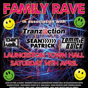 UV Family Rave