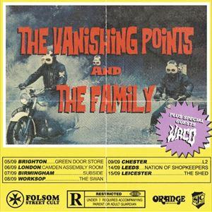 Vanishing Points + The Family + WACO