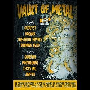 VAULT OF METAL II - EDITION PARIS