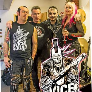 Vice Squad w/ Special Guests - Lancaster