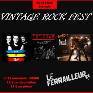 VINTAGE ROCK FEST