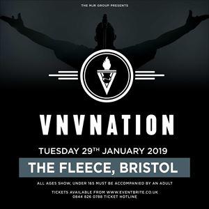 VNV Nation Bristol