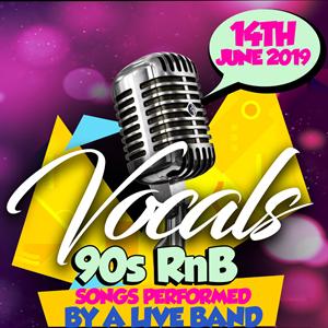 Vocals - 90's R&B Live