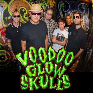 Voodoo Glow Skulls and Faintest Idea plus guests
