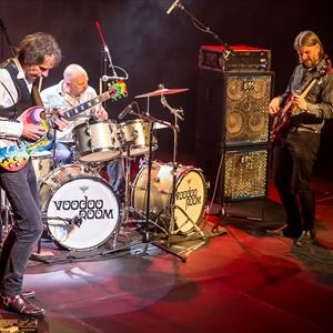 Voodoo Room: A Night of Hendrix, Clapton and Cream