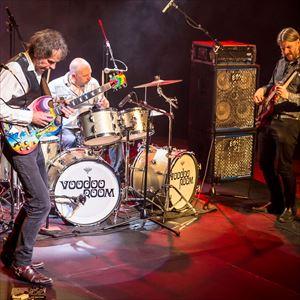 Voodoo Room Live at Strings Bar & Venue