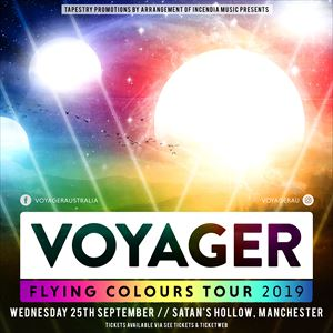 Voyager - Manchester