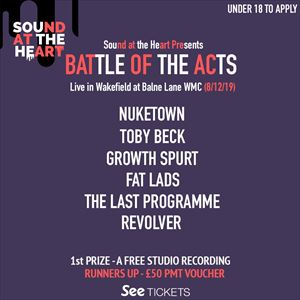 Wakefield Battle of the Acts