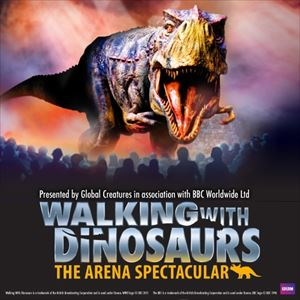 Walking With Dinosaurs - London