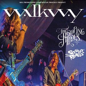 Walkway plus The Howling Tides and Scarlet Rebels
