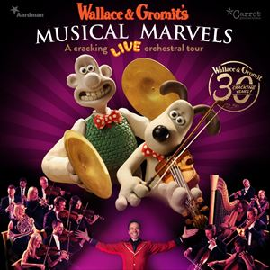 Wallace & Gromit's Musical Marvels Premiere