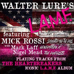 Walter Lure's L.A.M.F