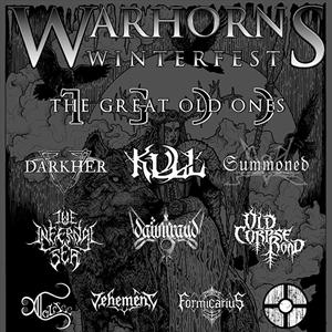 Warhorns Winterfest 2020