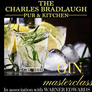 Warner Edwards Gin Masterclass