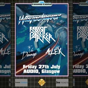 WAVESHAPER + ROBERT PARKER - GLASGOW