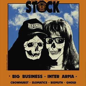 WAYNESTOCK ft Big Business & Inter Arma