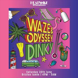 Waze & Odyssey and Dinky