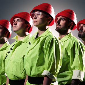 We Are Not Devo (A tribute to Devo)