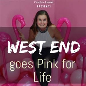 West End Goes Pink For Life